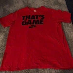 Boys X-Large Nike Tee shirt.